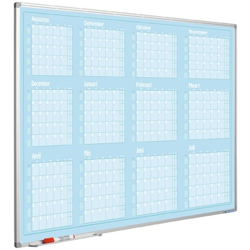 smit-visual-11103-574-jahresplaner-jan-dec-softline-profil-8-mm-nl-blau-90x120-cm